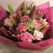Pretty in Pinks Bouquet