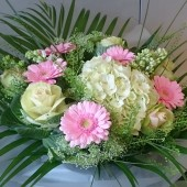 Pink & White Bouquet