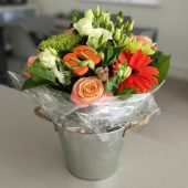 Bucket of Blooms!