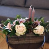 Cosy Moments Candle Creation