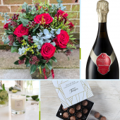 Deluxe Red Rose Love Bundle